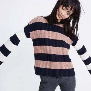 Madewell Calloway Boat Neck Sweater
